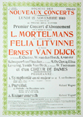 Maatschappij der Nieuwe Concerten 1910